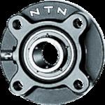 NTN G ベアリングユニット 軸径70mmX全長240mmX全高240mm UKFC216D1
