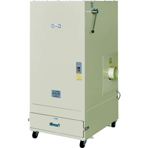 【直送】【代引不可】ムラコシ 集塵機 2.2KW 三相200V 50HZ UM-2200F-50HZ
