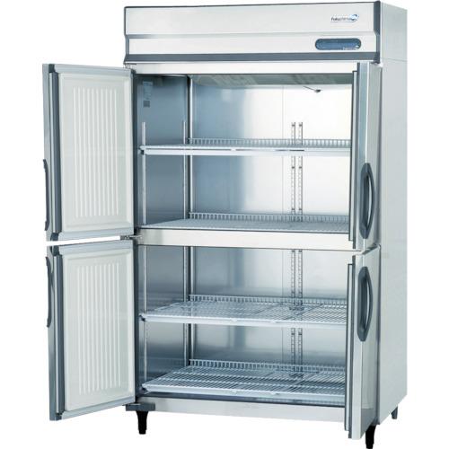 【直送】【代引不可】福島工業 業務用タテ型冷蔵庫 URD-120RM6-F