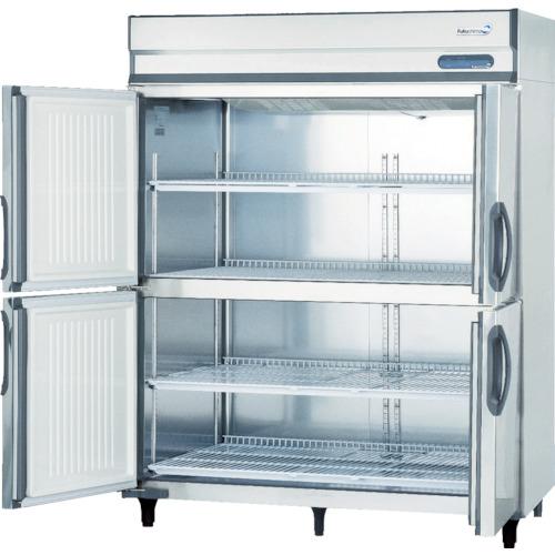 【直送】【代引不可】福島工業 業務用タテ型冷蔵庫 URD-150RM6-F