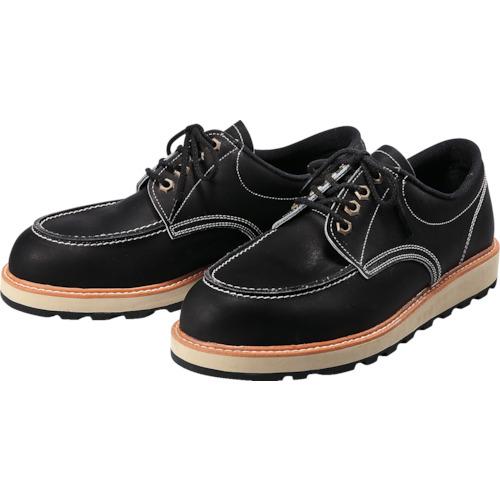 青木安全靴 安全靴 US-100BK 24.5cm US-100BK-24.5