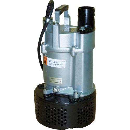 【直送】【代引不可】桜川 一般工事用水中ポンプ 非自動 200V 50HZ 400L US-233A 50HZ