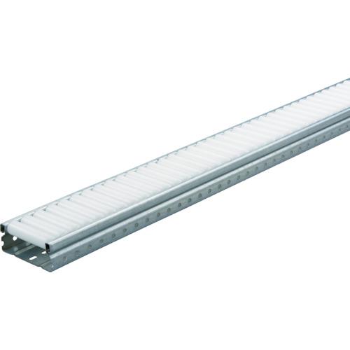 TRUSCO(トラスコ) 流動棚用 樹脂ホイールコンベヤ φ18ワイド P20XL3000 V-1870UP-20-3000