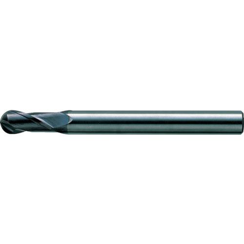 三菱マテリアル ミラクル超硬ボールエンドミル R2.0 VC2MBR0200