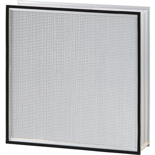 【直送】【代引不可】バイリーン 超高性能フィルタ 610×610×150 VH-100-320AA