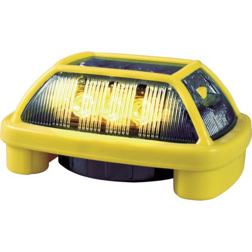 NIKKEI(日惠製作所) ニコハザード VK16H型 LED警告灯 黄 VK16H-004H3Y
