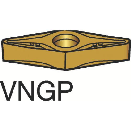 サンドビック T-Max P 旋削用ネガ・チップ 1105 10個 VNGP 16 04 04 1105