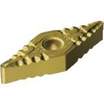 サンドビック T-Max P 旋削用ネガ・チップ 1525 10個 VNMG 16 04 04-PF 1525