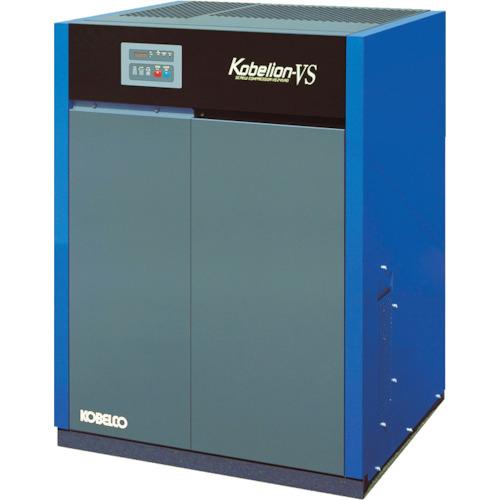 【直送】【代引不可】コベルコ 油冷式スクリューコンプレッサー VS245AD3