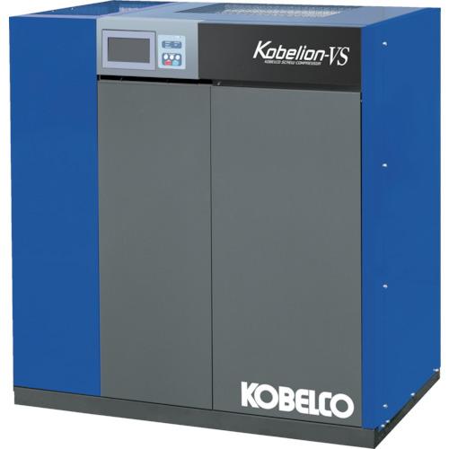 【直送】【代引不可】コベルコ 油冷式スクリューコンプレッサー VS425AD3-22