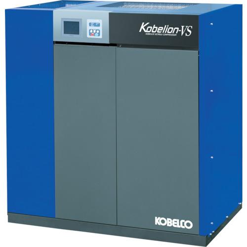 【直送】【代引不可】コベルコ 油冷式スクリューコンプレッサー VS695AD3-37