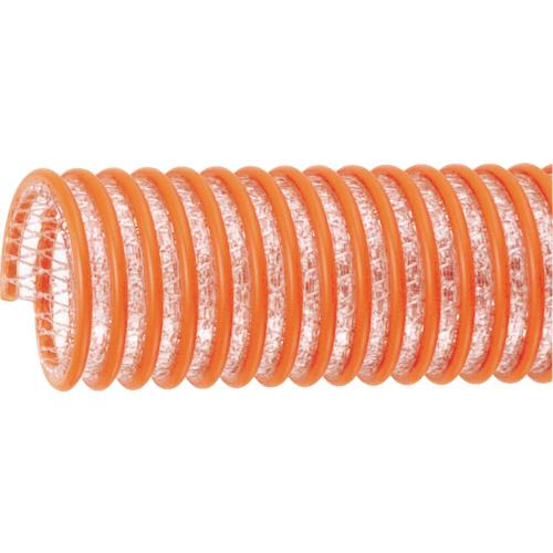 【直送】【代引不可】カナフレックス サクションホース V.S.カナラインA 25径 50m VS-KL-025-50