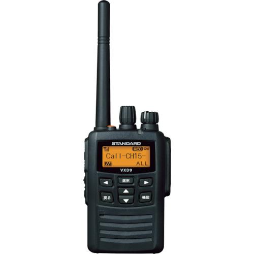 八重洲無線 ハイパワーデジタルトランシーバー VXD9