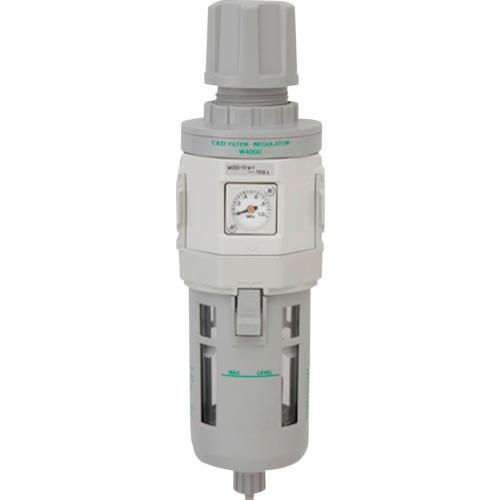 CKD フィルターレギュレーター セレックス W4000-10-W
