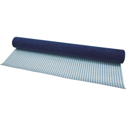 WAKI(和気産業) はがせるフェルト 10m巻 ブルー WK024