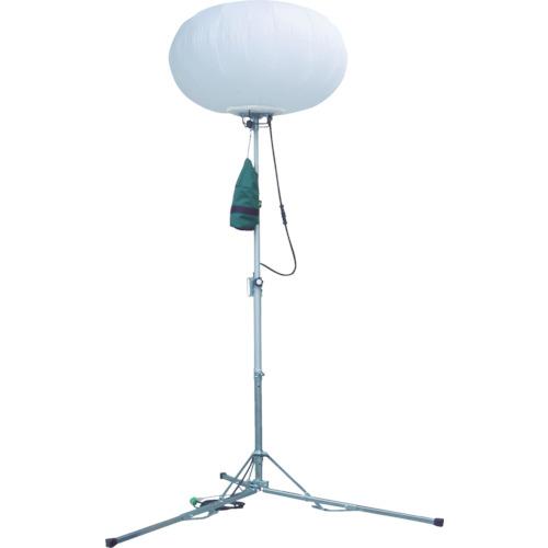 ワコウ(和光機械工業) LED300Wバルーン照明機(ハードケース入) WL301SLBAKS-2