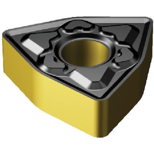 SANDVIK(サンドビック) T-Max P 旋削用ネガ・チップ 3210 COAT 10個 WNMG 06 04 08-KM 3210