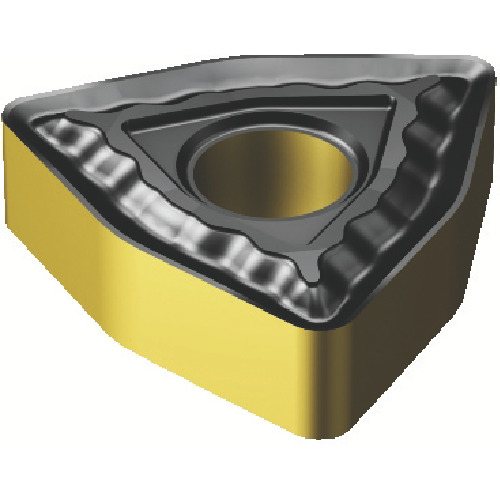 SANDVIK(サンドビック) T-Max P 旋削用ネガ・チップ COAT 10個 WNMG 06 04 08-QM