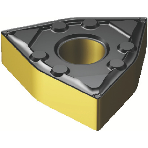 SANDVIK(サンドビック) T-Max P 旋削用ネガ・チップ COAT 10個 WNMG 08 04 08-WF