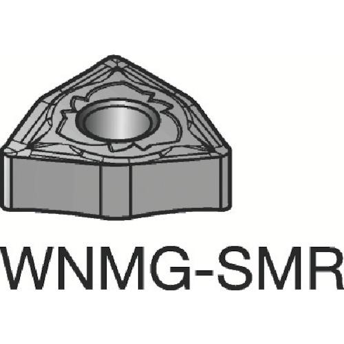 SANDVIK(サンドビック) T-Max P 旋削用ネガ・チップ 10個 WNMG080412-SMR