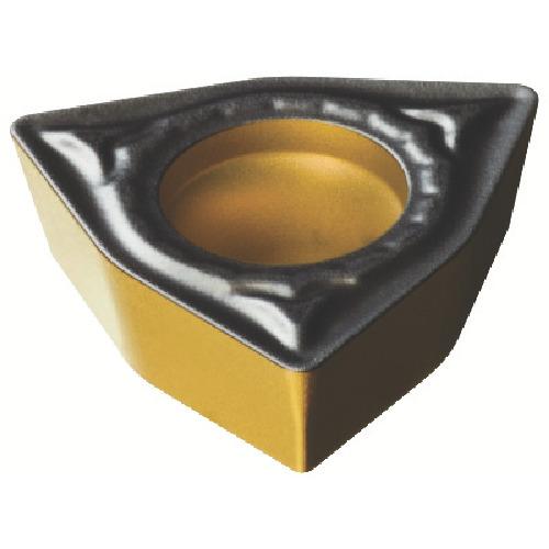 サンドビック コロターン111 旋削用ポジ・チップ COAT 10個 WPMT 04 02 08-PM