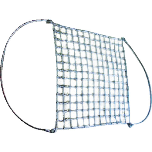ニッコウ(日興製綱) ワイヤモッコ マスク型 網目100mm WRMA3-1.8-100