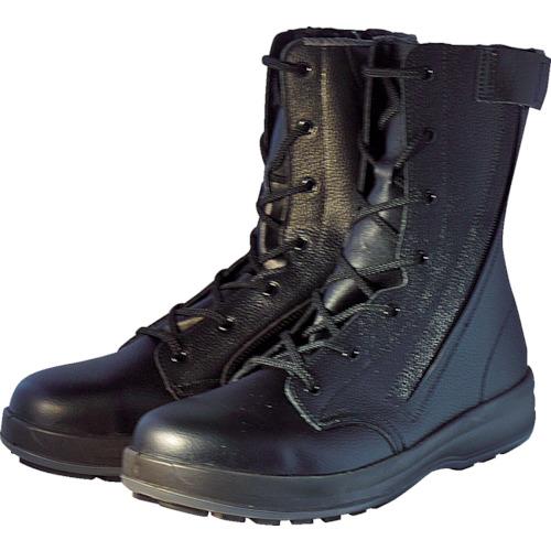 シモン(Simon) 安全踏抜入 長編上静電靴 WS33HiFR 25.0cm WS33HIFR-25.0