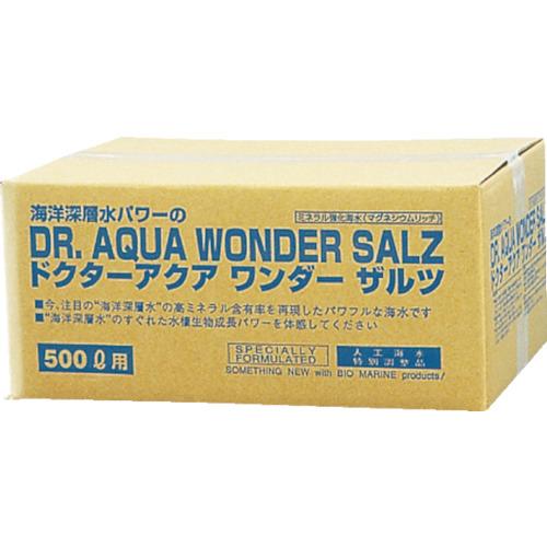 【直送】【代引不可】カイスイマレン 人工海水 ワンダーザルツ 500L用 WS500