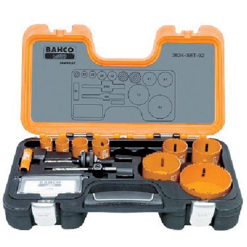 BAHCO(バーコ) バイメタルホルソーセット 16~83mm 3834-SET-92