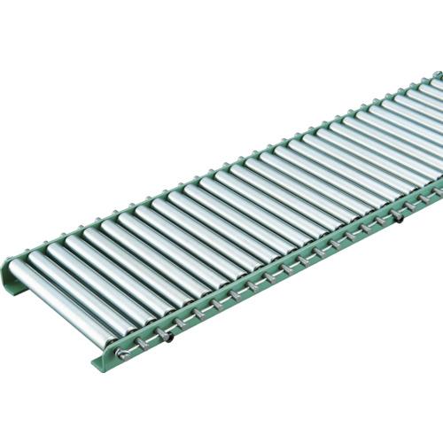【直送】【代引不可】太陽工業 スチールローラコンベヤ W200XP15X1500L φ12 X1210L-200-15-1500
