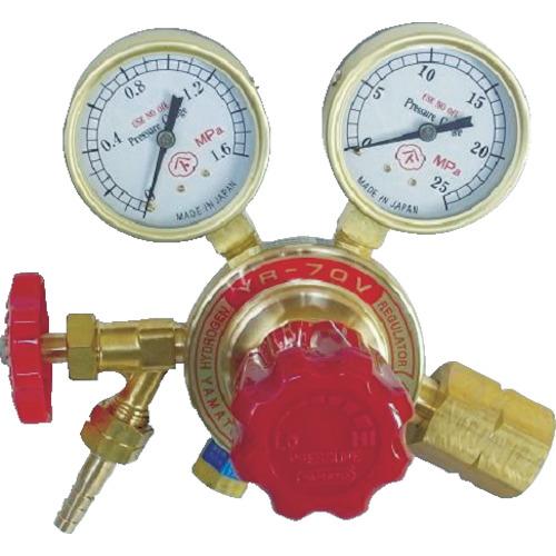 ヤマト産業 水素用圧力調整器 YR70V2212HG03