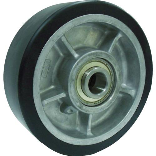 ヨドノ 交換用 重荷重用 MCナイロン車輪 φ200 YRR200