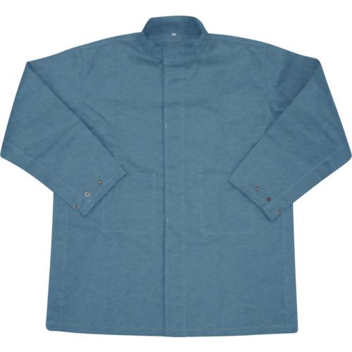 吉野 ハイブリッド(耐熱・耐切創)作業服 上着 ネイビーブルー YS-PW1BM