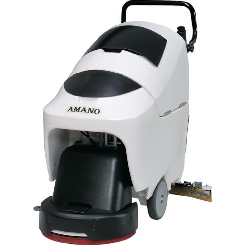 【直送】【代引不可】アマノ 手押し床洗浄機 クリーンバーニー Z-1