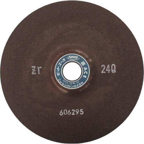 NRS(ニューレジストン) オフセット砥石 ゼットエース 180X6X22 ZR24Q 25枚 ZA1806-ZR24Q