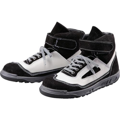 青木安全靴 安全靴 ZR-21BW 25.0cm ZR-21BW-25.0