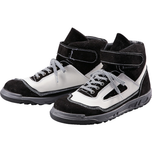 青木安全靴 安全靴 ZR-21BW 27.5cm ZR-21BW-27.5