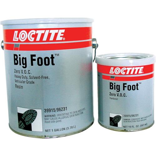 ロックタイト(ヘンケル) 床滑り止めコート剤 ビッグフットZV 黄 4.3LT ZVYEL-3.8LT