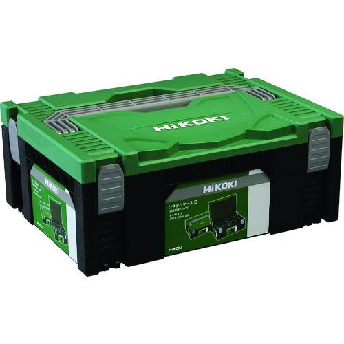Hikoki ハイコーキ 00402657 セットアップ 数量は多 システムケース2