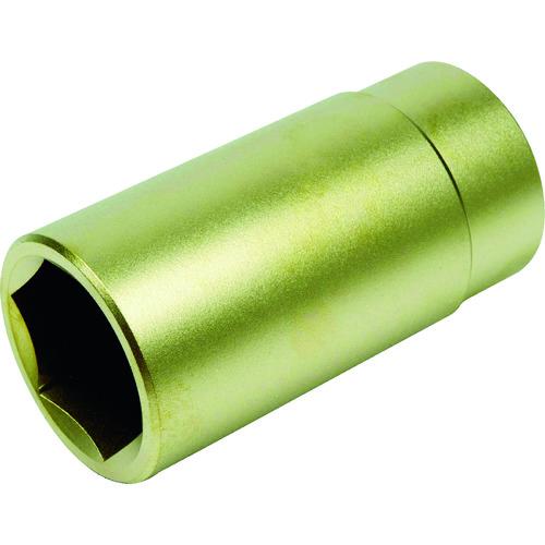 A-MAG(アーマグ) 防爆6角ディープソケット差込角1/2インチ用 対辺18mm 1個 0350008S