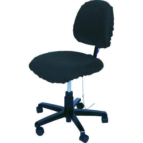 DESCO 静電気導電性 クリーンルーム 椅子カバー 1個 07201