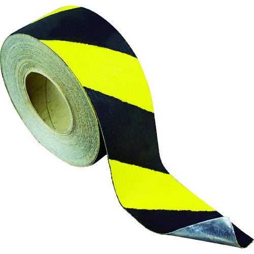 HESKINS(ヘスキンズ) アンチスリップテープ Conformable 50×18.3m 黄色/黒 1巻 3406005000060DUA