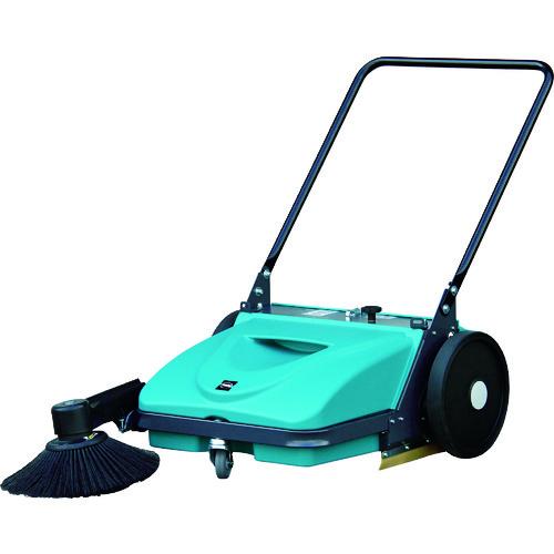 【直送】【代引不可】蔵王産業 掃除機 手押し式スイーパー シルバーEVプラス 1台 4700003