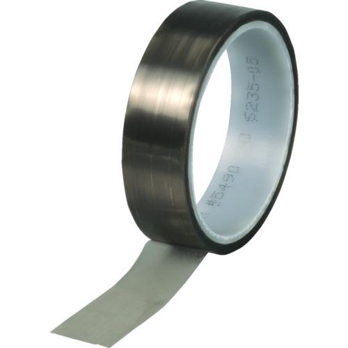 3M PTFEテープ(耐熱付着防止用) 5490 100mmX10m R 1巻 5490 100X10 R