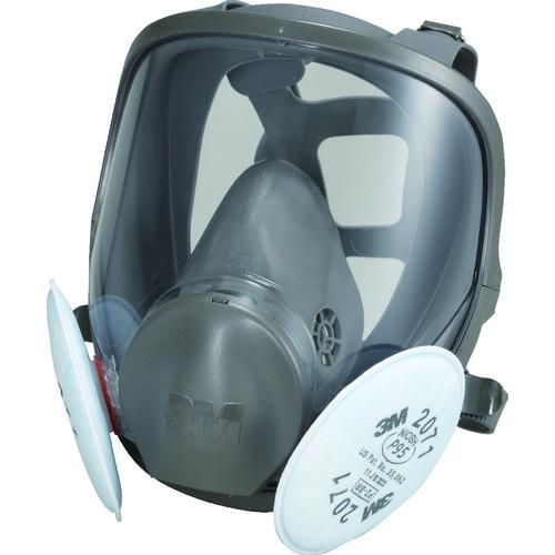 3M 取替式防じんマスク Mサイズ 1個 6000F/2071-RL2M