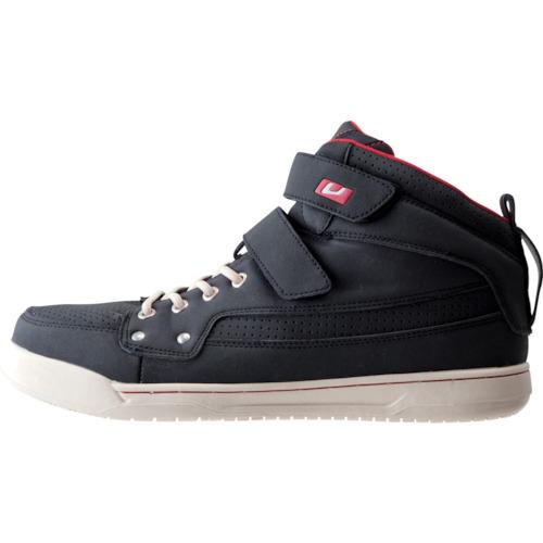 BURTLE(バートル) 作業靴 809-35-260 ブラック 1足 809-35-260