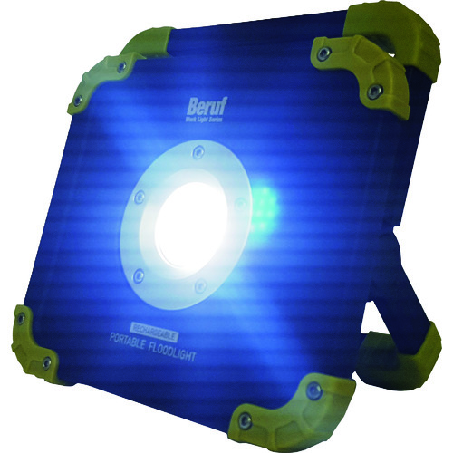 ミツトモ ポータブル投光器 1個 87225