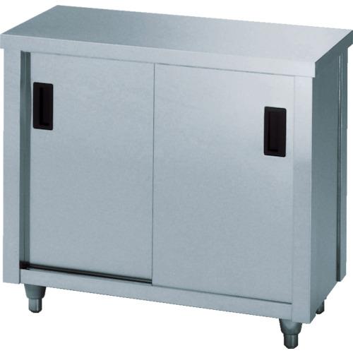 【直送】【代引不可】azuma(東製作所) ステンレス保管庫(片面引違戸) 1800×450×800 1台 AC-1800K