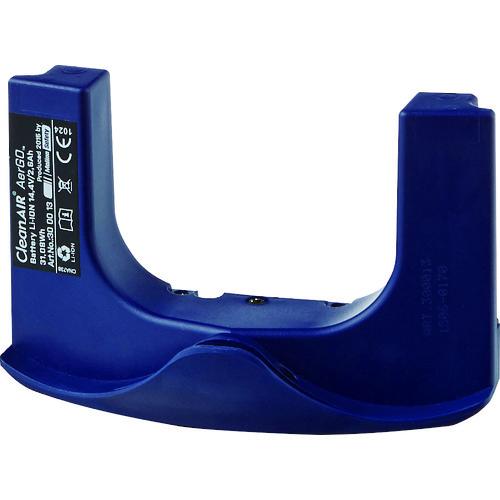 シゲマツ 電動ファン付呼吸用保護具 AGW1A40G用バッテリー 20901 1個 BA-L4UM
