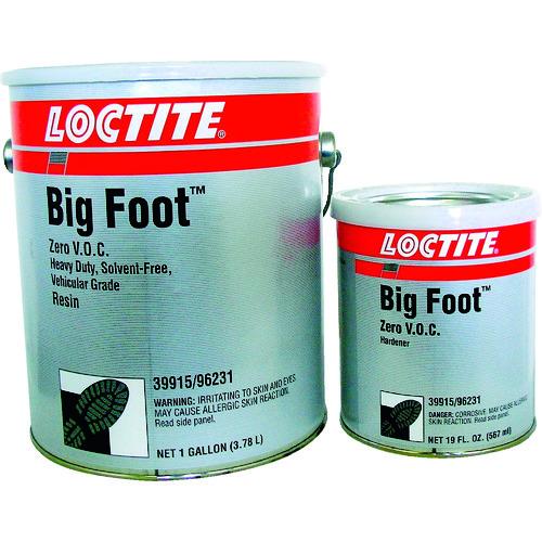 ロックタイト(LOCTITE) ビッグフット ZV 黒 3.3LT 1S BF-ZV-BK